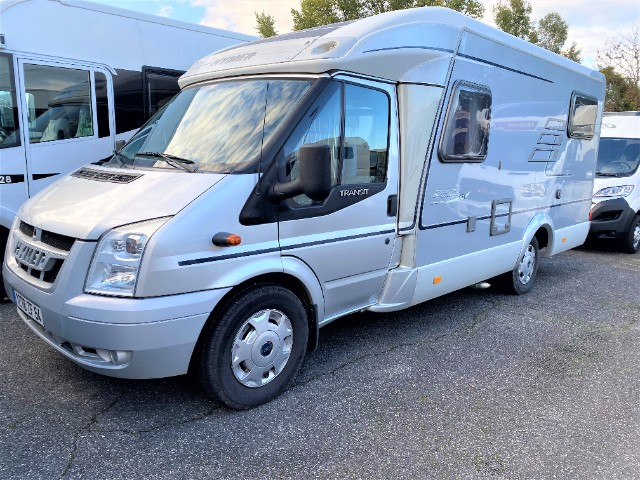 Véhicule occasion - HYMER - VAN572