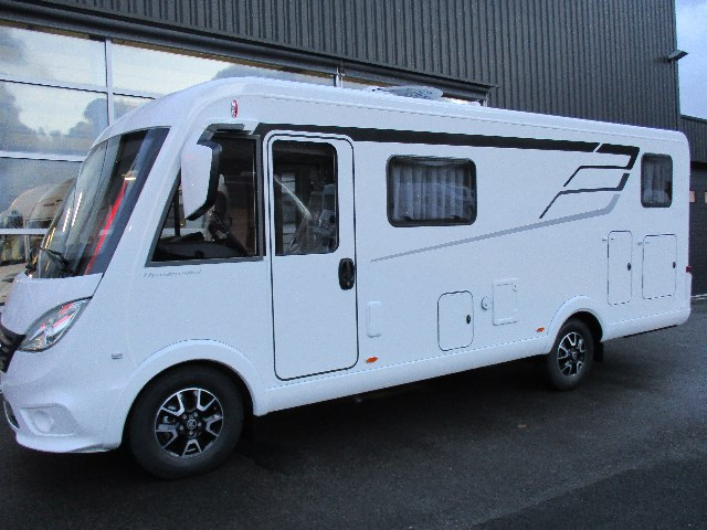 Véhicule neuf - HYMER - EXSIS I580 PURE