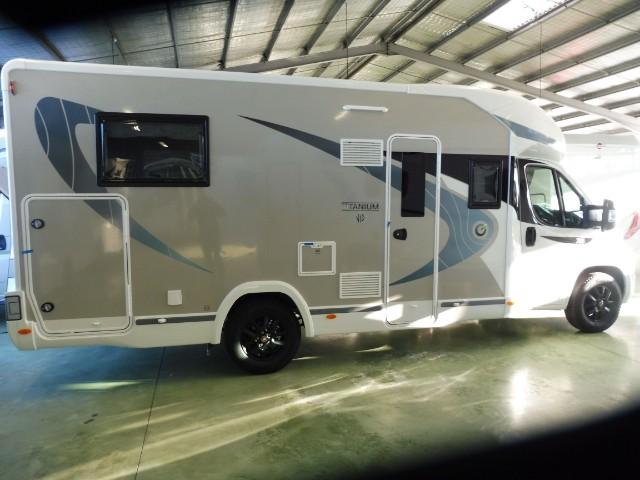 Véhicule neuf - CHAUSSON - 788 TITANIUM VIP