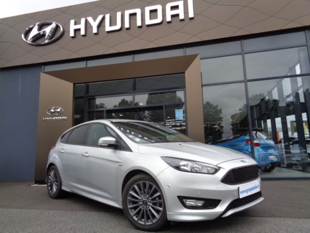 Véhicule occasion - FORD - FOCUS ECOBOOST ST LINE