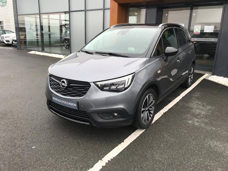 Véhicule occasion - OPEL - CROSSLAND X