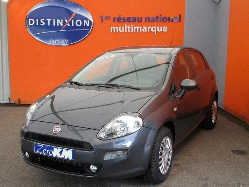 Véhicule occasion - FIAT - Punto