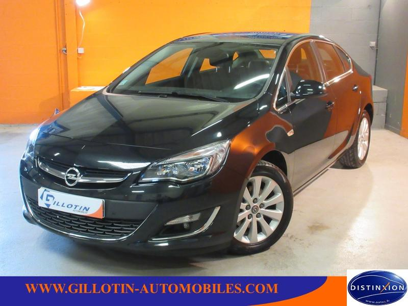 Véhicule occasion - OPEL - Astra Berline