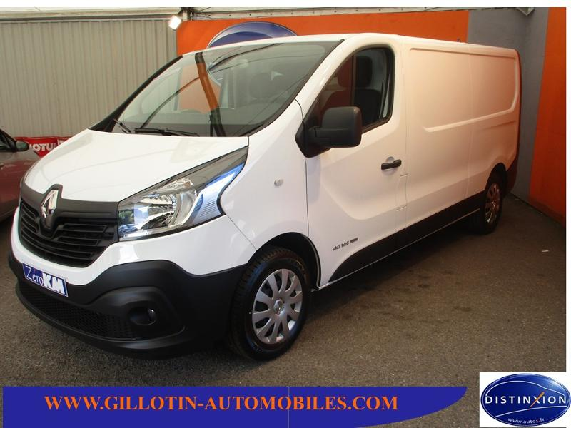 Véhicule occasion - RENAULT - Trafic Fg