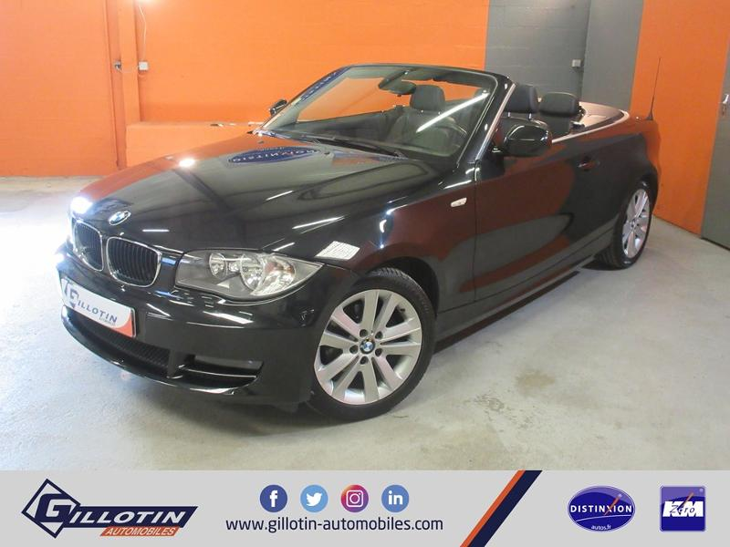 Véhicule occasion - BMW - Serie 1 Cabriolet