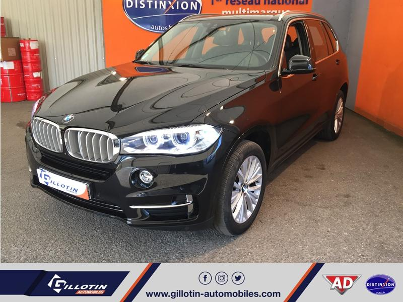 Véhicule occasion - BMW - X5