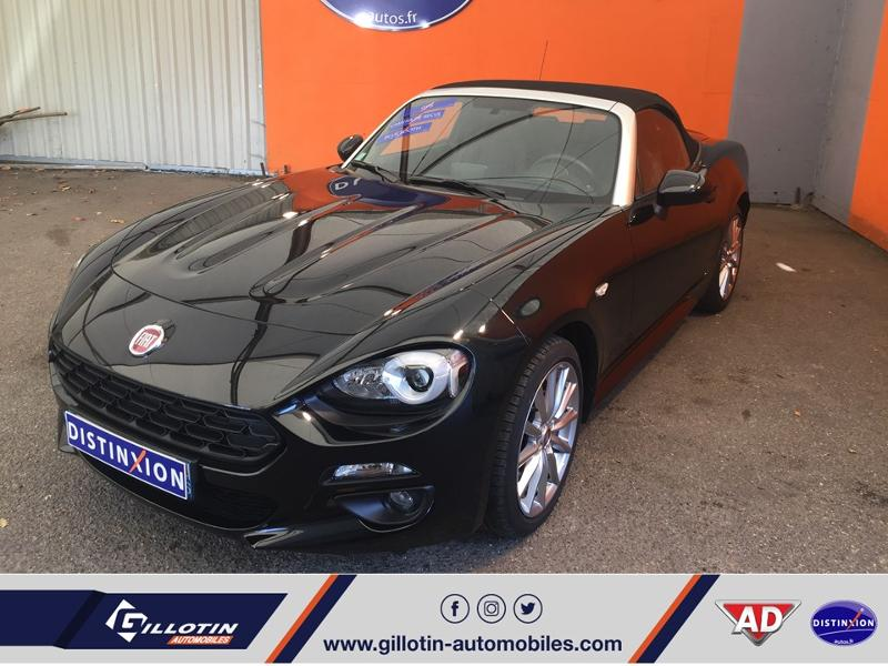 Véhicule occasion - FIAT - 124 Spider