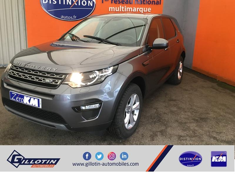 Véhicule occasion - LAND-ROVER - Discovery Sport