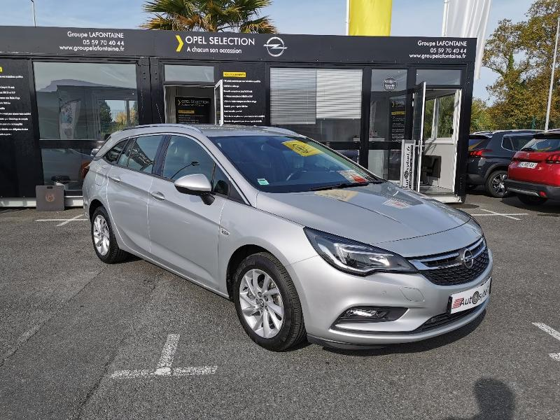 Véhicule occasion - OPEL - Astra Sports Tourer 1.4 Turbo 125ch Start&Stop Innovation