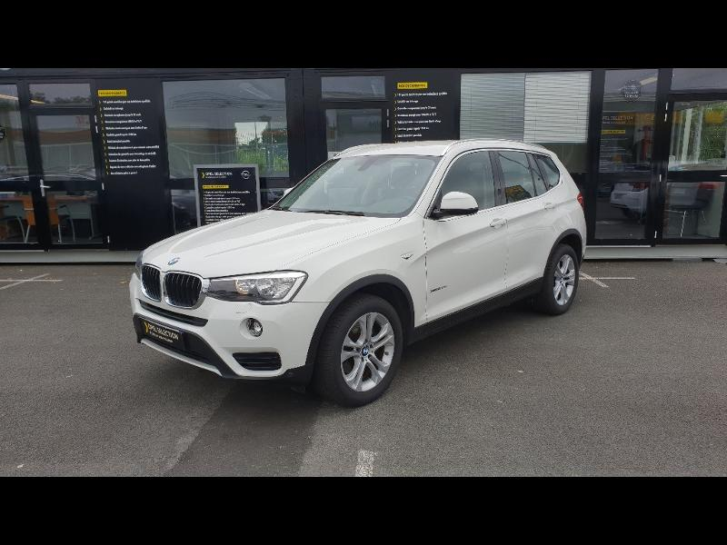 Véhicule occasion - BMW - X3