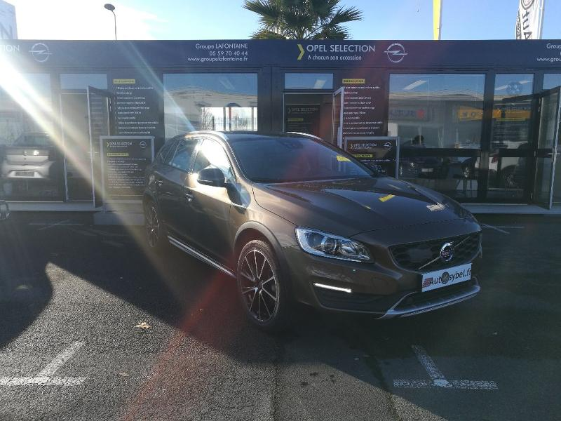 Véhicule occasion - VOLVO - V60 Cross Country