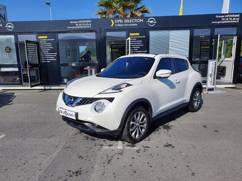 Véhicule occasion - NISSAN - Juke 1.2 DIG-T 115ch Tekna Euro6