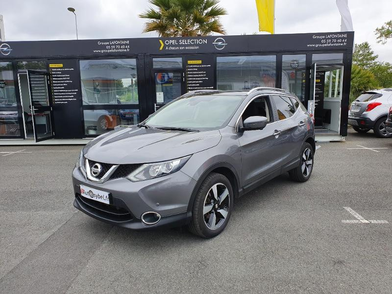 Véhicule occasion - NISSAN - Qashqai 1.2L DIG-T 115ch Connect Edition