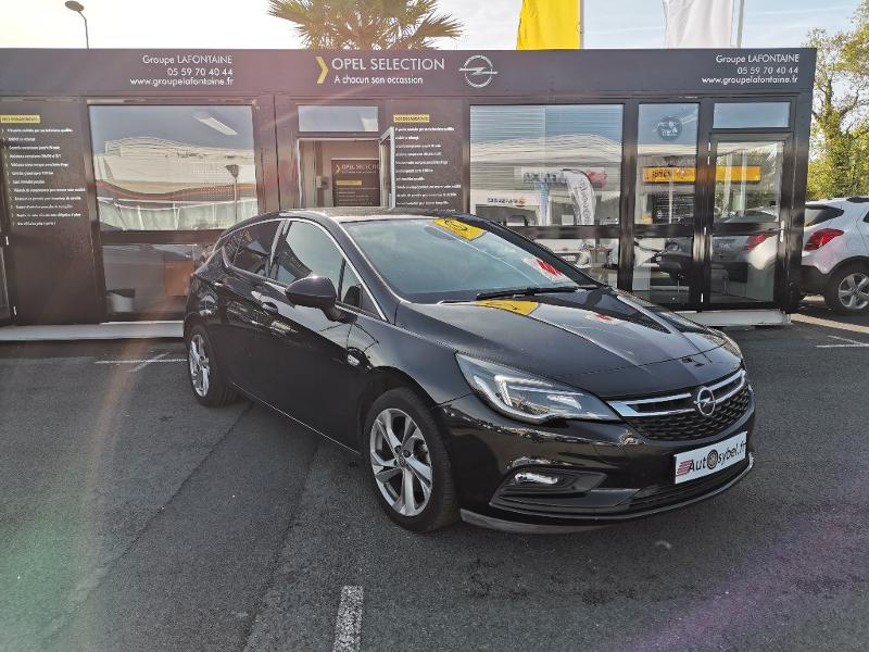 Véhicule occasion - OPEL - Astra 1.6 CDTI 136ch Start&Stop Dynamic