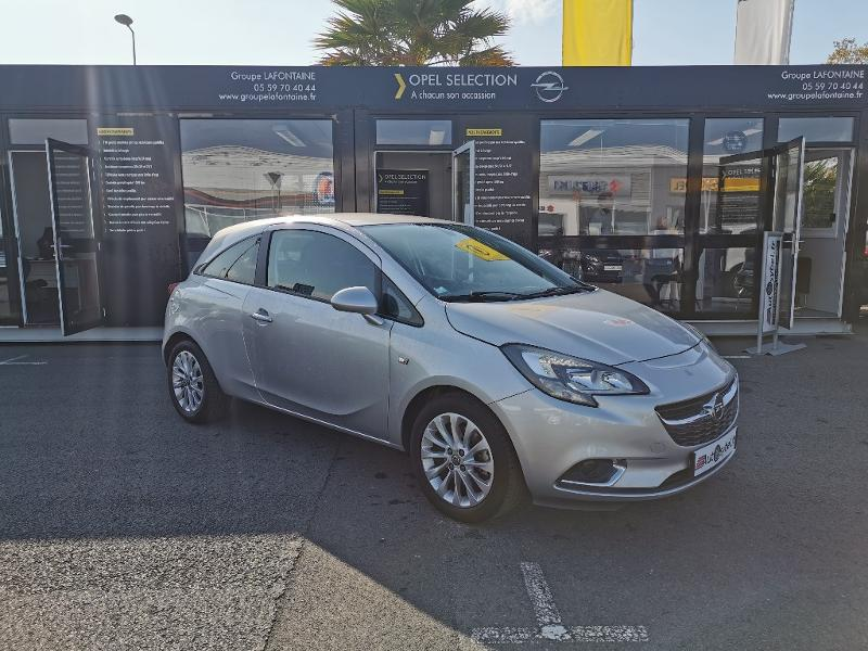 Véhicule occasion - OPEL - Corsa 1.4 Turbo 100ch Cosmo Start-Stop 3p