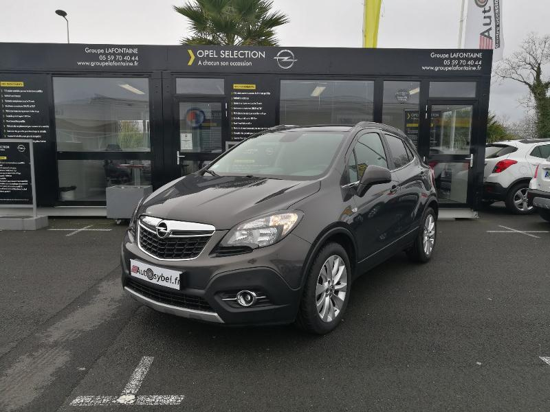 Véhicule occasion - OPEL - MOKKA COSMO PACK 1.6 CDTI BVM