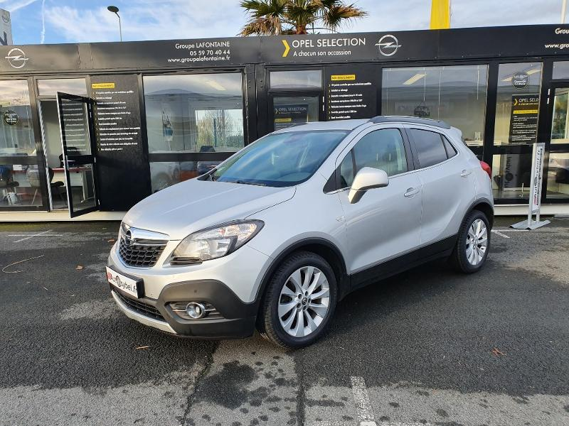 Véhicule occasion - OPEL - Mokka 1.4 Turbo 140ch Cosmo Pack Start&Stop 4x2