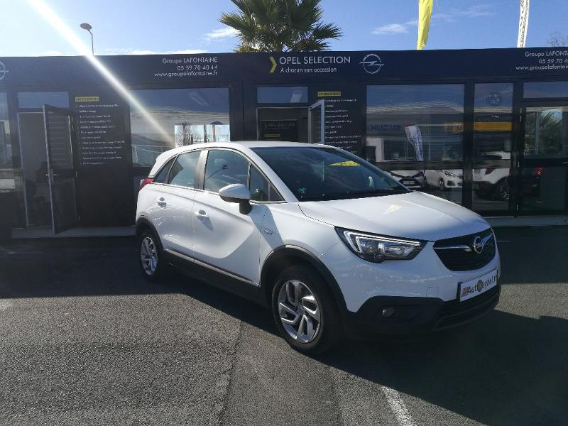 Véhicule occasion - OPEL - Crossland X 1.6 D 99ch ECOTEC Edition