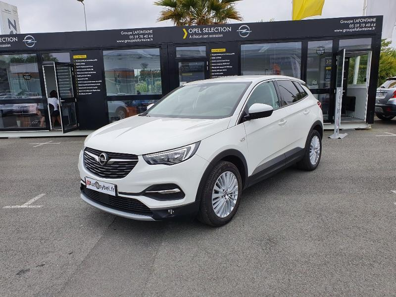 Véhicule occasion - OPEL - Grandland X 1.6 D 120ch ECOTEC Innovation