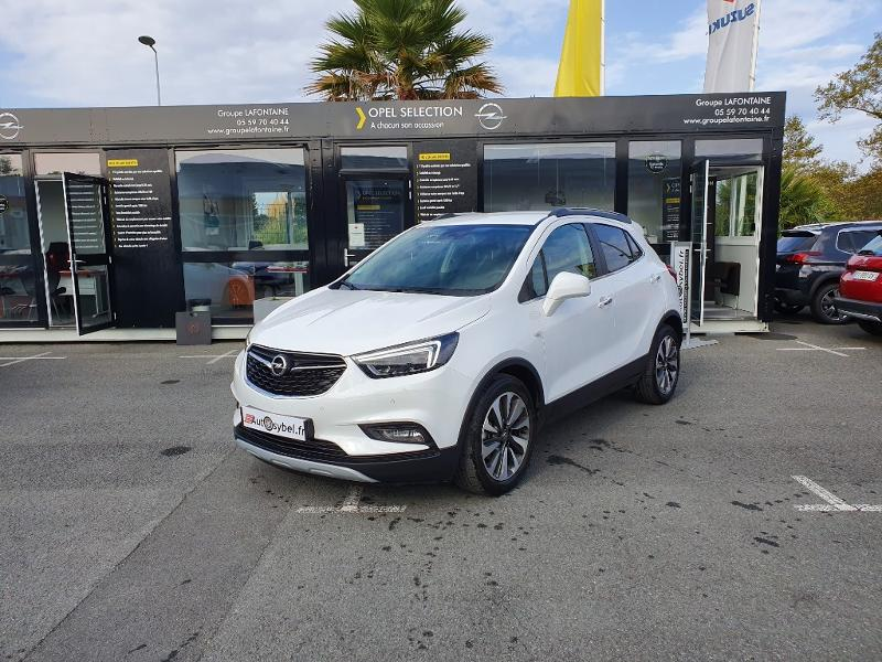 Véhicule occasion - OPEL - Mokka X 1.4 Turbo 140ch Ultimate 4x2