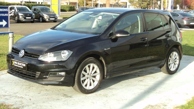 Véhicule occasion - VOLKSWAGEN - GOLF 1.6TDI 105 CV BLUEMOTION TECHNOLOGY FAP