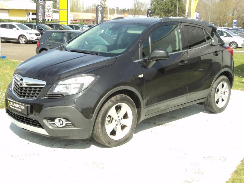 Véhicule occasion - OPEL - Mokka 1.4 Turbo 140ch Cosmo Start&Stop 4x2