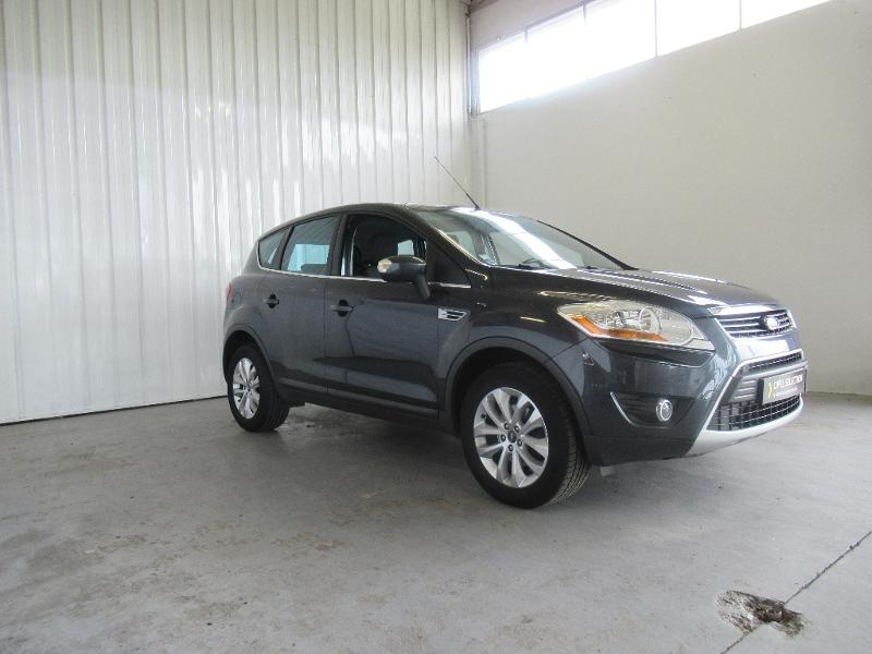 Véhicule occasion - FORD - Kuga 2.0 TDCi 136ch DPF Titanium 4x2