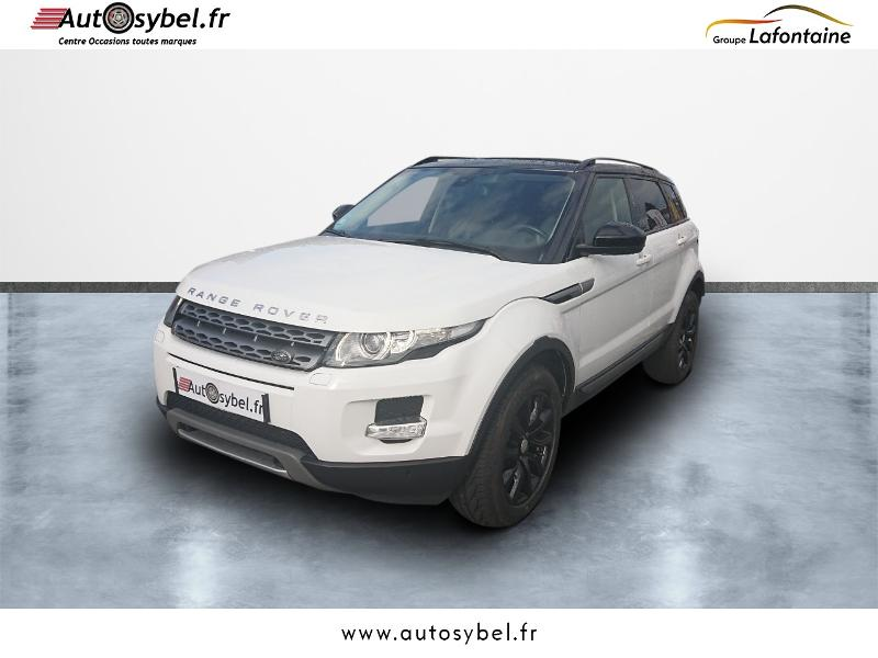 Véhicule occasion - LAND-ROVER - Evoque