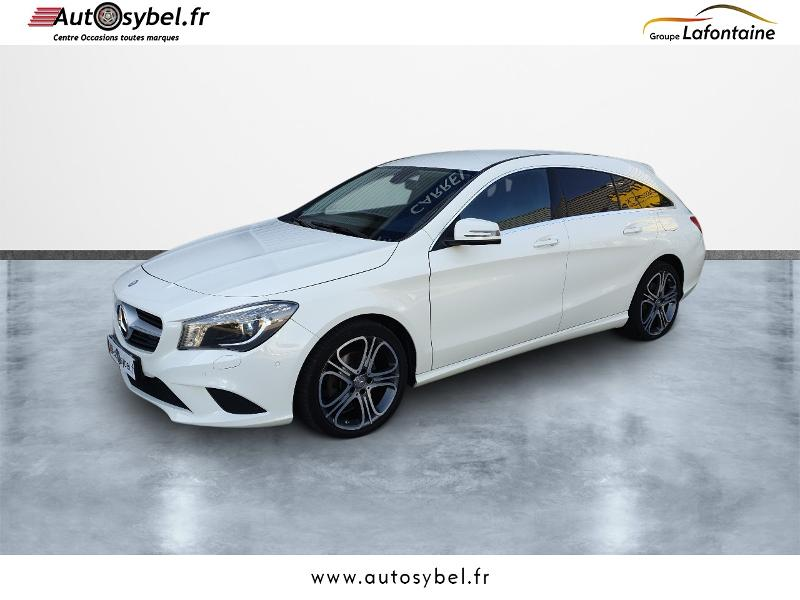 Véhicule occasion - MERCEDES-BENZ - CLA Shooting Brake