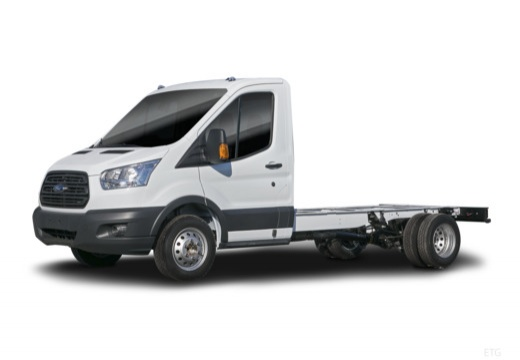 Véhicule occasion - FORD - TRANSIT CHASSIS CABINE