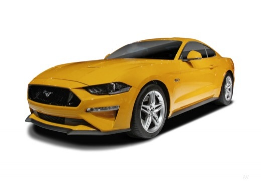 Véhicule neuf - FORD - MUSTANG FASTBACK