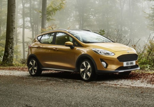 Véhicule neuf - FORD - FIESTA ACTIVE