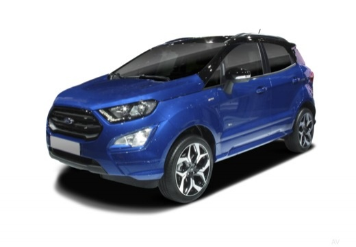 Véhicule occasion - FORD - Nouveau Ford EcoSport TITANIUM 1.0 EcoBoost 125ch S&S BVM6 5