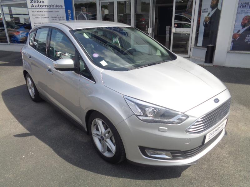 Véhicule occasion - FORD - FF C-MAX C344 MCA