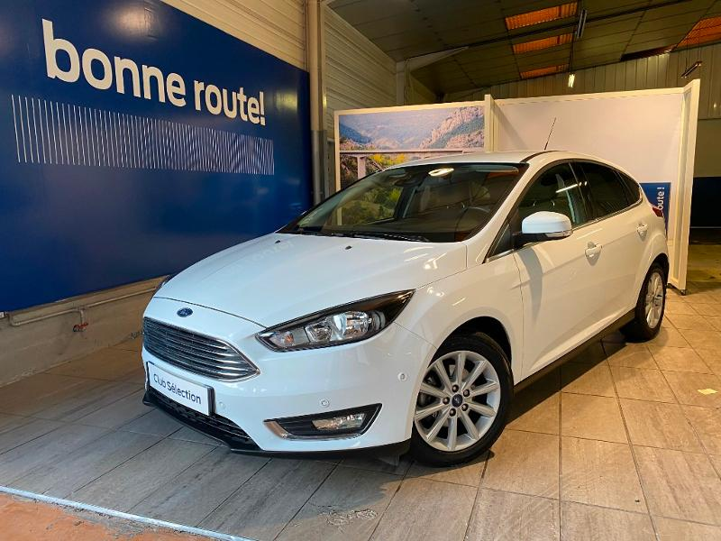 Véhicule occasion - FORD - Focus 1.5 TDCi 120ch Stop&Start Titanium