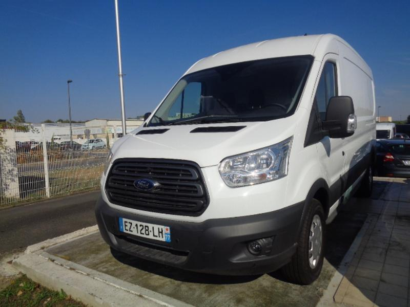 Véhicule occasion - FORD - TRANSIT FOURGON