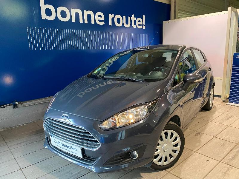 Véhicule occasion - FORD - Fiesta 1.5 TDCi 75ch Edition 5p