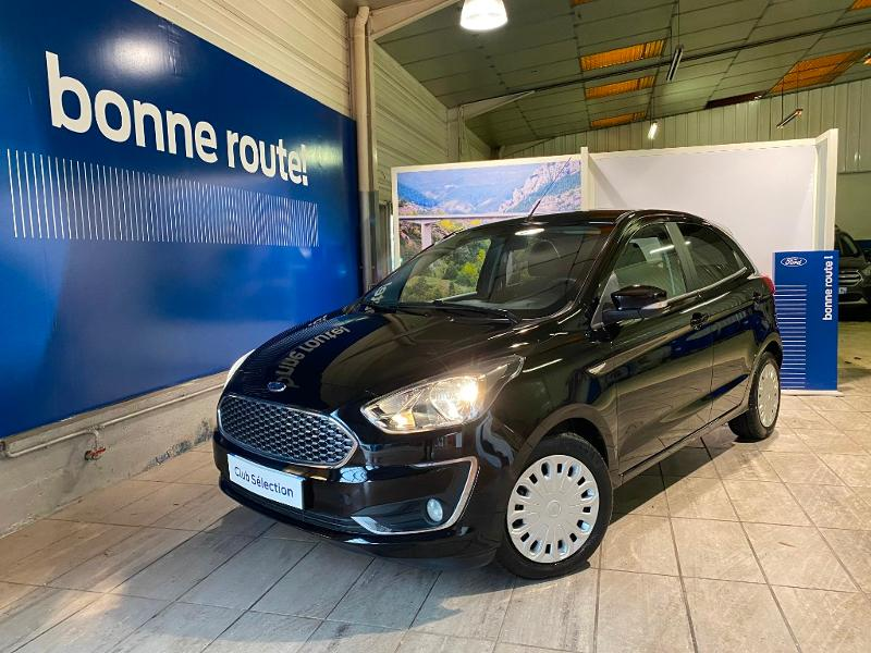 Véhicule occasion - FORD - Ka+