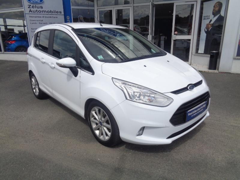 Véhicule occasion - FORD - B-MAX 1.5 TDCi 95ch Stop&Start Titanium