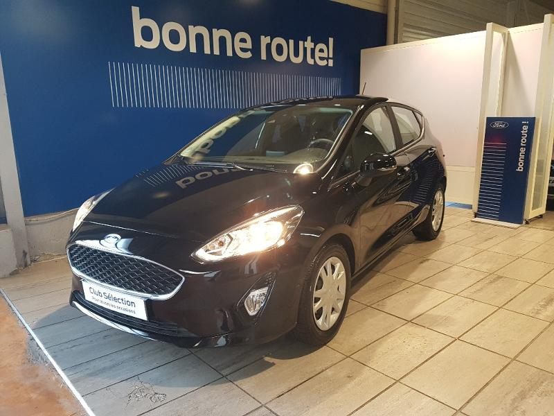 Véhicule occasion - FORD - Fiesta 1.0 EcoBoost 100ch Stop&Start Cool & Connect  BVA 5p Euro6.2