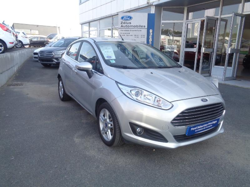 Véhicule occasion - FORD - Fiesta 1.0 EcoBoost 100ch Edition PowerShift 5p
