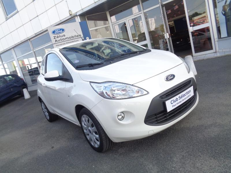 Véhicule occasion - FORD - Ka II Ph1 NG 1.2 69 S&S Trend MY14