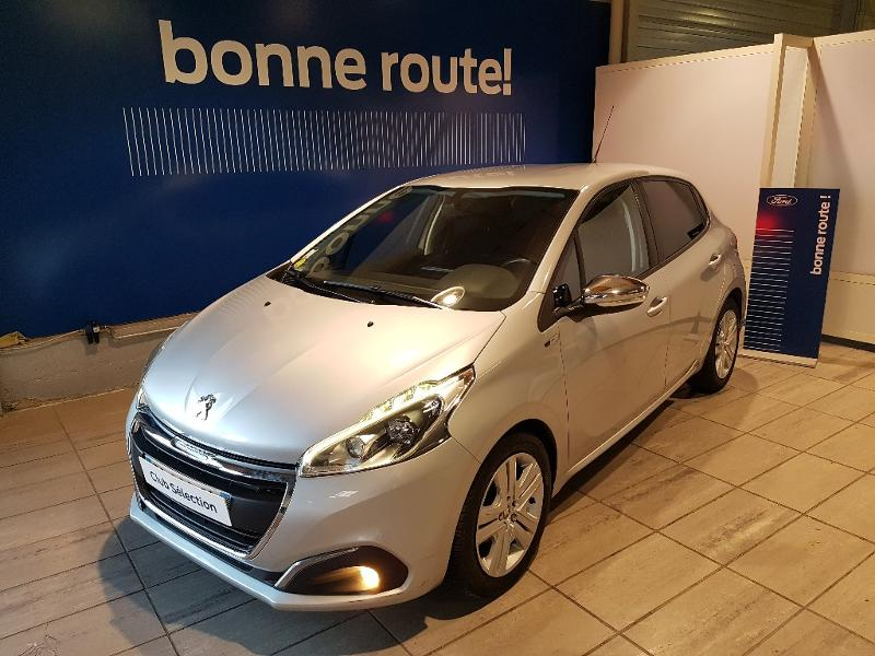 Véhicule occasion - PEUGEOT - 208 1.6 BlueHDi 75ch Style 5p