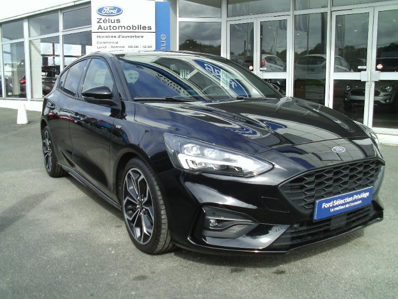 Véhicule occasion - FORD - Focus III Ph2 1.5 EcoB 150 S&S ST Line BA