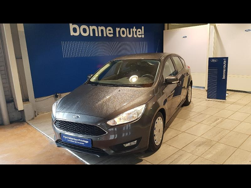 Véhicule occasion - FORD - Focus III Ph2 1.5 TDCi 105 ECO S&S Business Nav