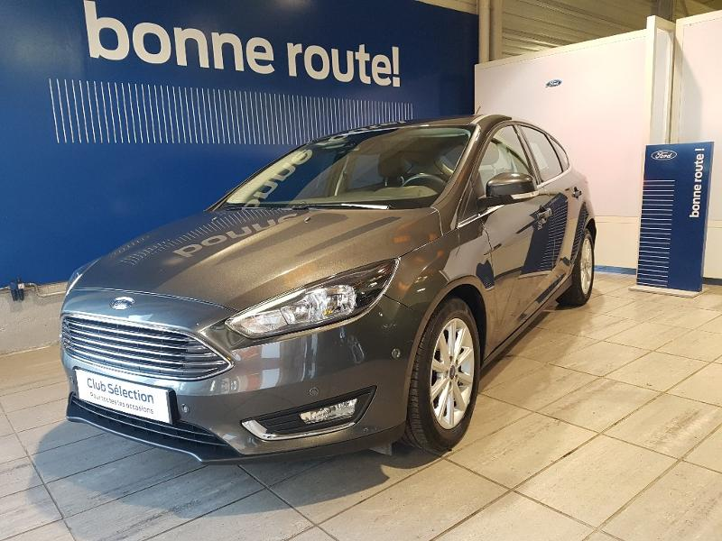 Véhicule occasion - FORD - Focus III Ph2 NG 1.0 EcoB 125 S&S Titanium