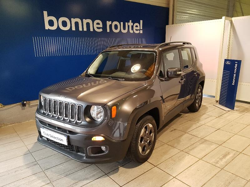 Véhicule occasion - JEEP - Renegade 1.4 MultiAir S&S 140ch Longitude