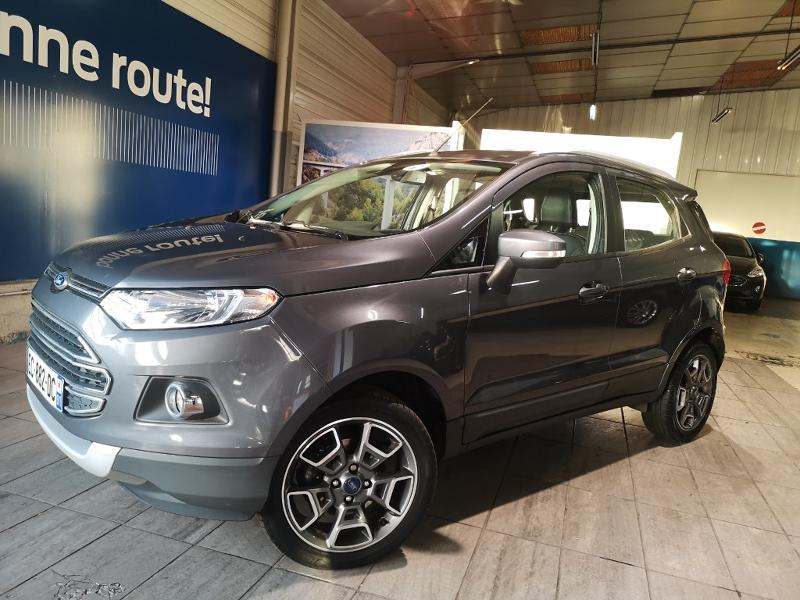 Véhicule occasion - FORD - EcoSport 1.0 EcoBoost 125ch Titanium