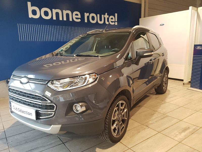 Véhicule occasion - FORD - ECOSPORT
