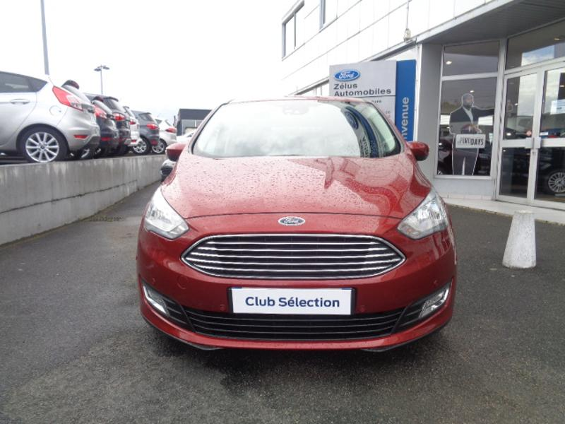 Véhicule occasion - FORD - C-MAX 1.5 TDCi 120ch Stop&Start Titanium X
